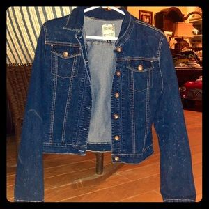 Must have Jean Jacket, size Large